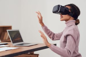 настройка VR-джойстика